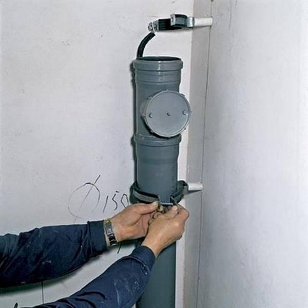 Как заменить трубы водопровода и канализации в квартире своими руками
