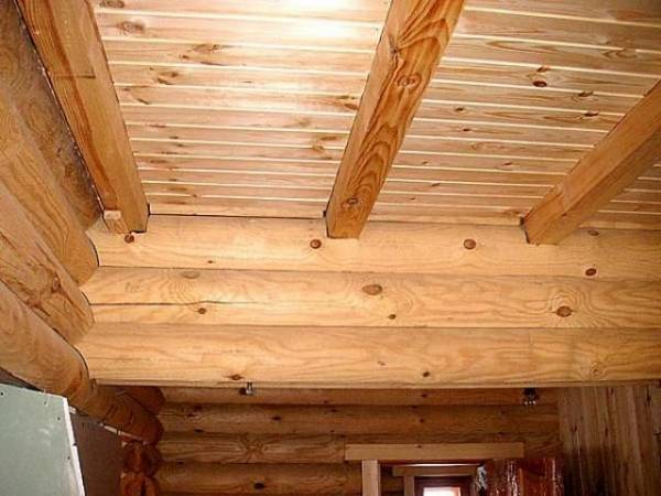 Как сделать шумоизоляцию потолка в деревянном доме